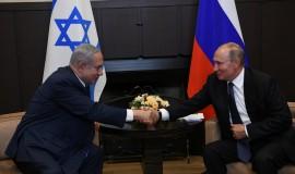 ראש הממשלה עם נשיא רוסיה בפגישה הערב בסוצ'י