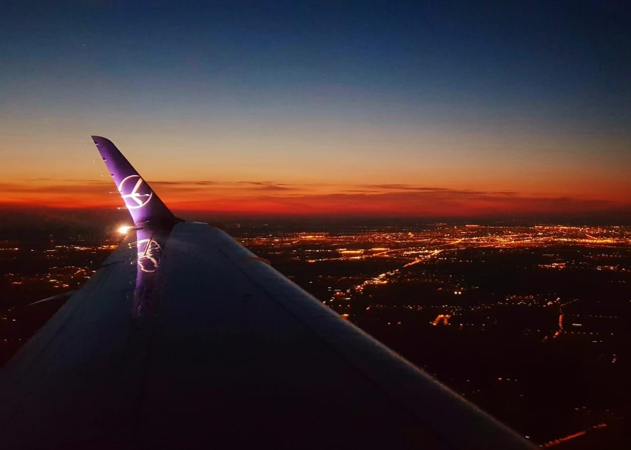 מטוס טיסה צילום דוד קליגר