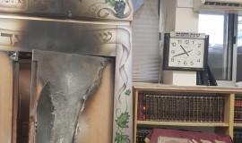 בית הכנסת שהוצת