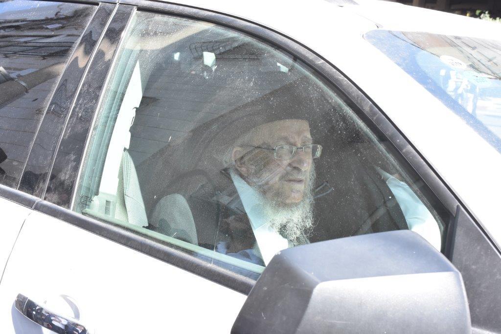 הלוויית ר' ניסים קרליץ צילום יהודה פרקוביץ (11)