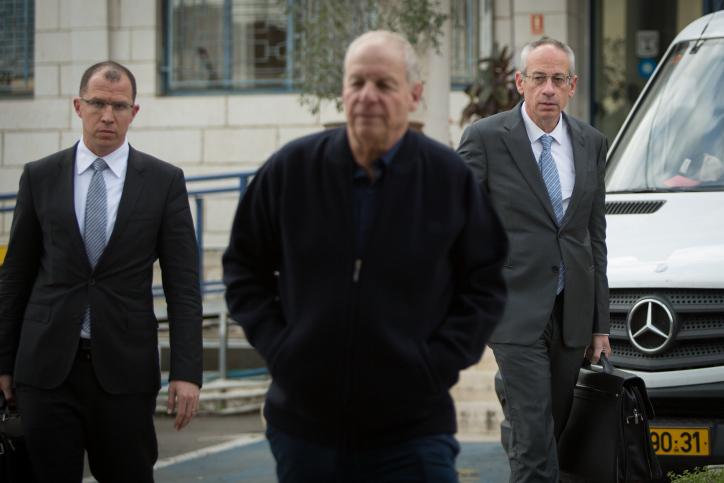 השופט לשעבר עודד מודריק