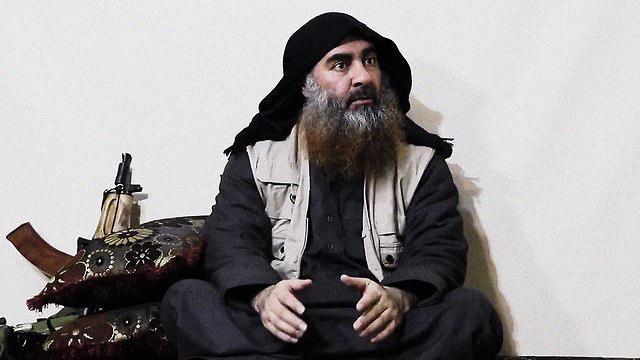 """מנהיג דעא""""ש שחוסל אבו באכר אל-בגדאדי"""