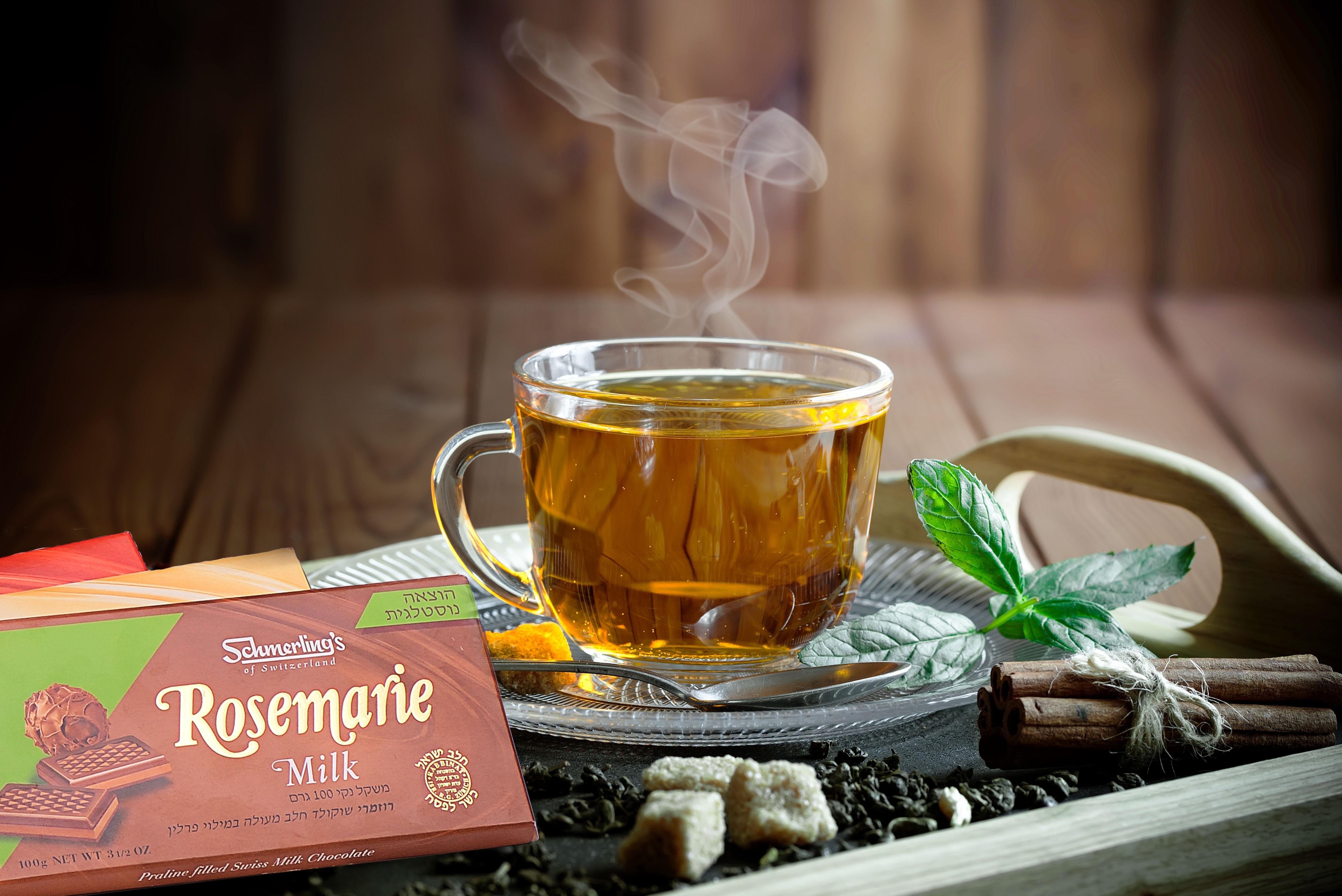יחצ תה בחורף