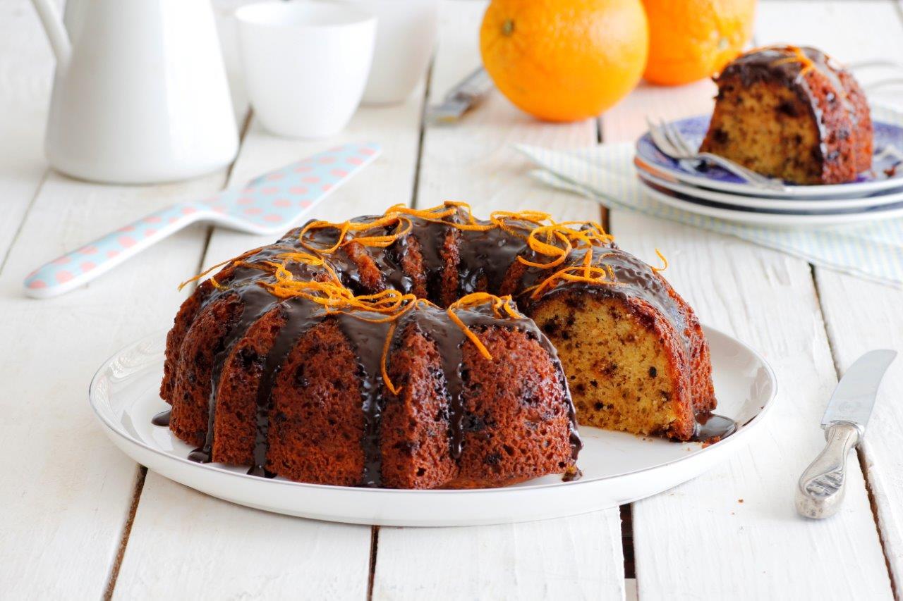 שטראוס עלית - עוגת תפוזים ושוקולד