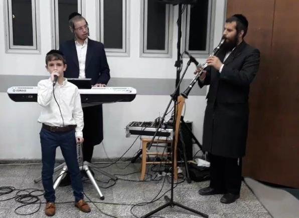 מוטי גרינבוים דוד קליגר אהרל'ה גולדמן