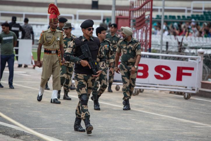 כוחות ביטחון בהודו