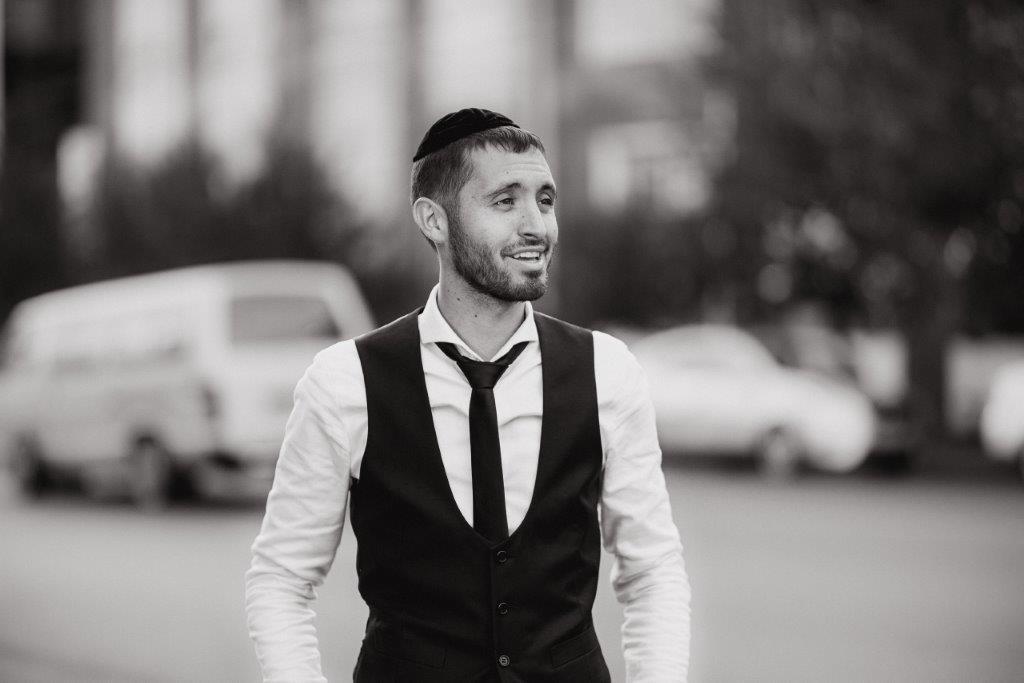 ראובן גרבר - תמונת יח''צ