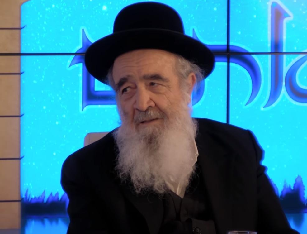 """הרב פנחס רבין זצ""""ל"""