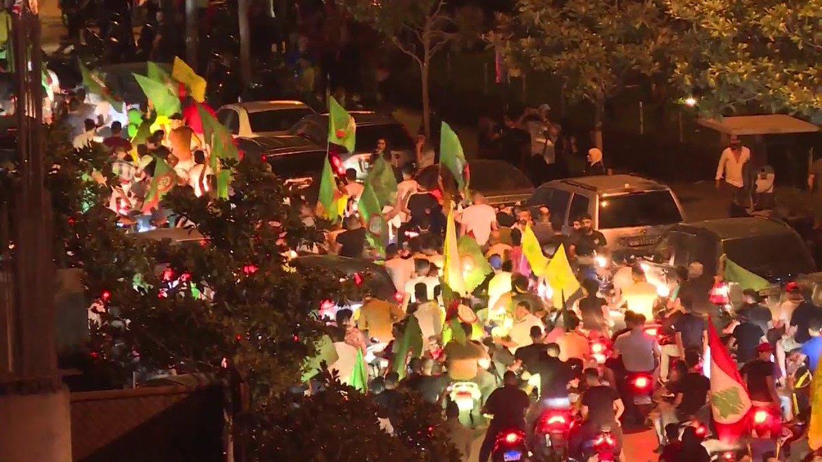 פעילי חיזבאללה בלבנון