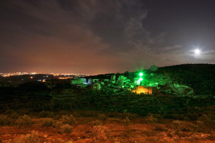 כפר ערבי. אילוסטרציה