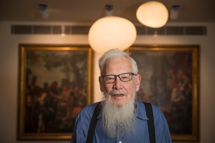 זוכה פרס נובל, פרופ' ישראל אומן