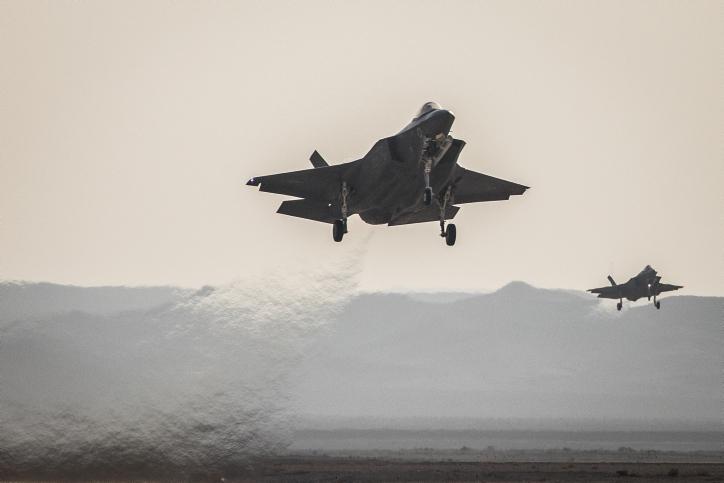 מטוסי החמקן F35I