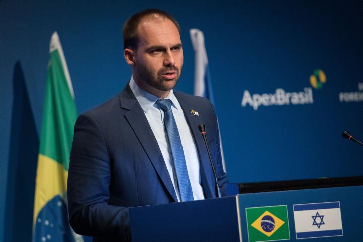 """יו""""ר וועדת חוץ וביטחון של ברזיל"""