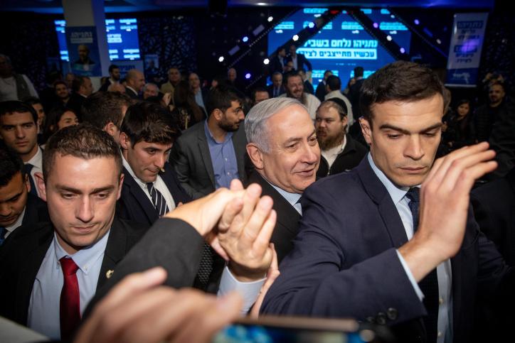 ראש הממשלה בכנס הליכוד
