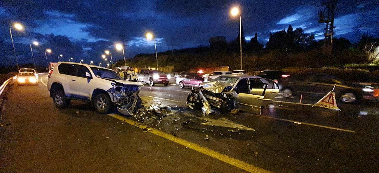 התאונה בכביש 42