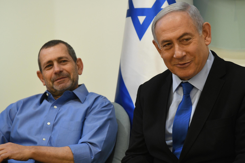 """ראש הממשלה עם ראש השב""""כ"""