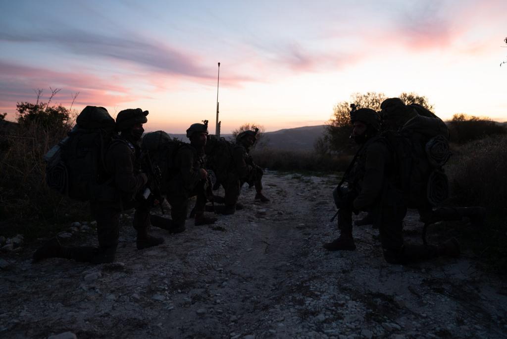 יחידות מיוחדות בתרגיל בקפריסין