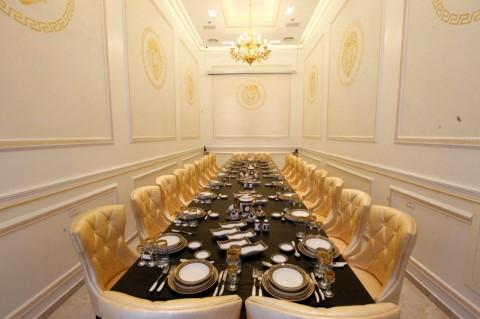 וורסצה חדר אירוח VIP אוכל