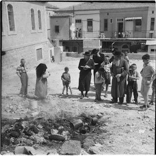 שריפת חמץ מאה שערים 1959, אייזנשטרק 106701175