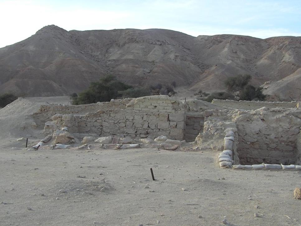 המצודה הרומית