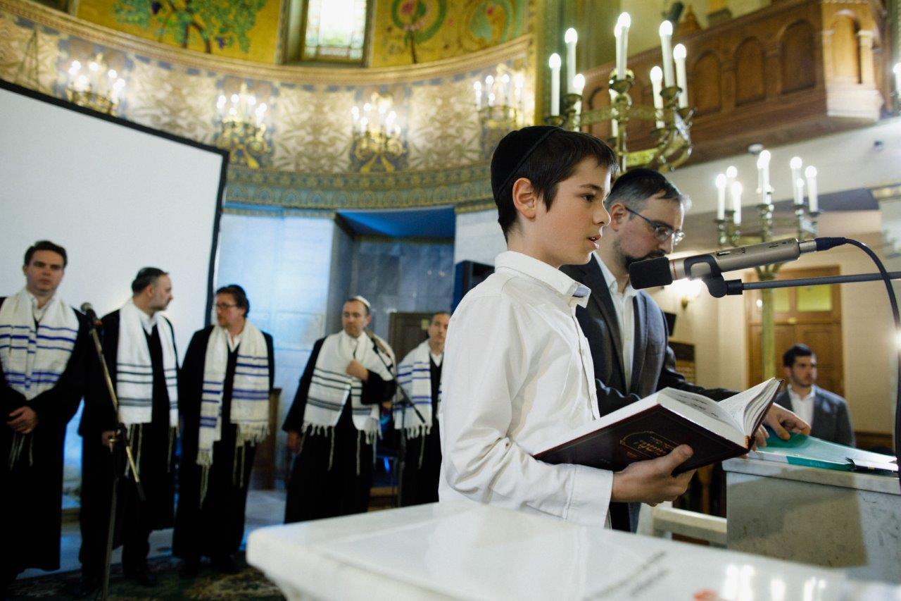 בית הכנסת הגדול במוסקבה. צילום איליה דולגופולסקי (12)