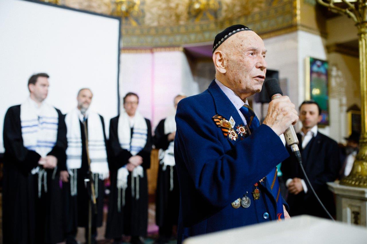 בית הכנסת הגדול במוסקבה. צילום איליה דולגופולסקי (8)