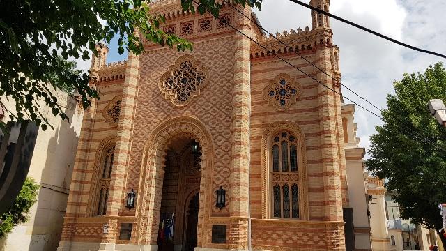 בית הכנסת קורל רומניה