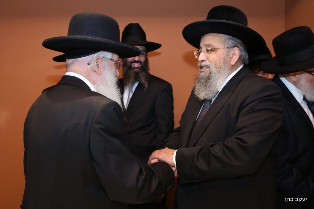 חתונת האדמו''ר רבי יחיאל אבוחצירא צילום יעקב כהן (1)
