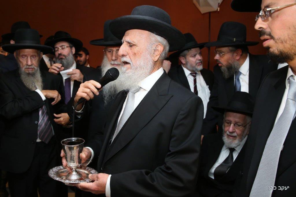 חתונת האדמו''ר רבי יחיאל אבוחצירא צילום יעקב כהן (13)