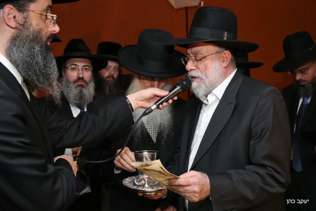 חתונת האדמו''ר רבי יחיאל אבוחצירא צילום יעקב כהן (14)