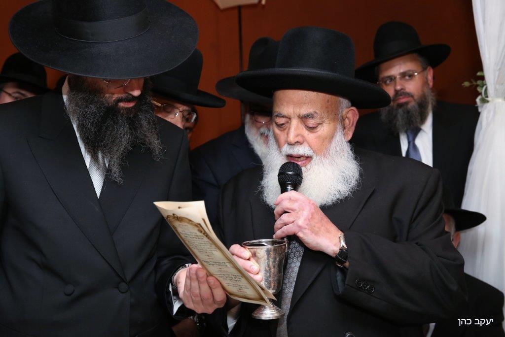 חתונת האדמו''ר רבי יחיאל אבוחצירא צילום יעקב כהן (15)