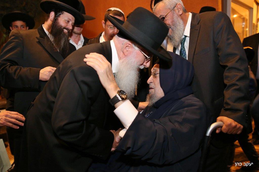 חתונת האדמו''ר רבי יחיאל אבוחצירא צילום יעקב כהן (17)