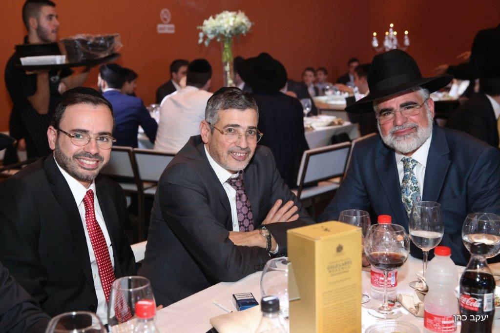 חתונת האדמו''ר רבי יחיאל אבוחצירא צילום יעקב כהן (23)