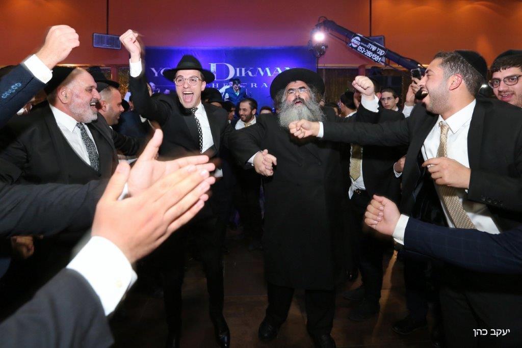 חתונת האדמו''ר רבי יחיאל אבוחצירא צילום יעקב כהן (27)