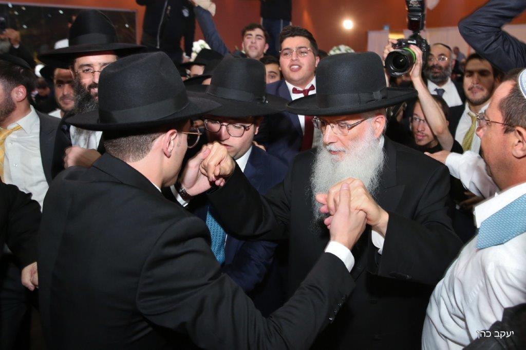חתונת האדמו''ר רבי יחיאל אבוחצירא צילום יעקב כהן (28)