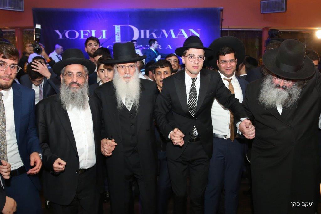 חתונת האדמו''ר רבי יחיאל אבוחצירא צילום יעקב כהן (29)