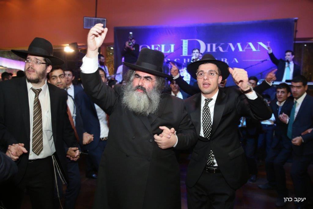 חתונת האדמו''ר רבי יחיאל אבוחצירא צילום יעקב כהן (31)