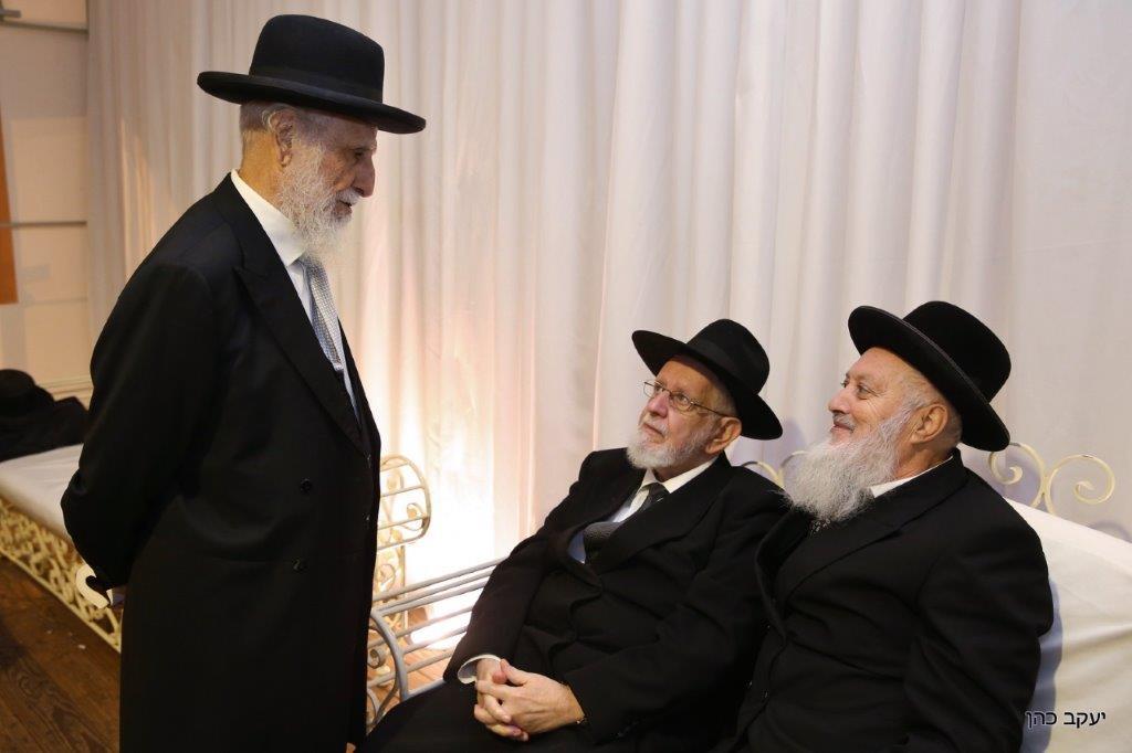 חתונת האדמו''ר רבי יחיאל אבוחצירא צילום יעקב כהן (33)