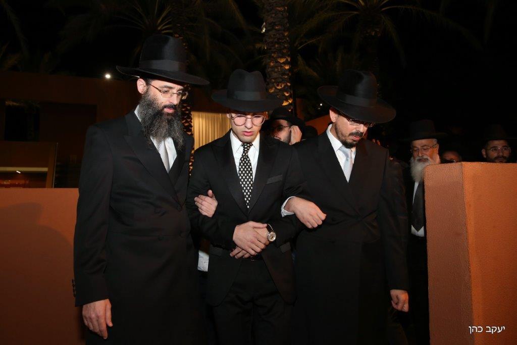 חתונת האדמו''ר רבי יחיאל אבוחצירא צילום יעקב כהן (4)