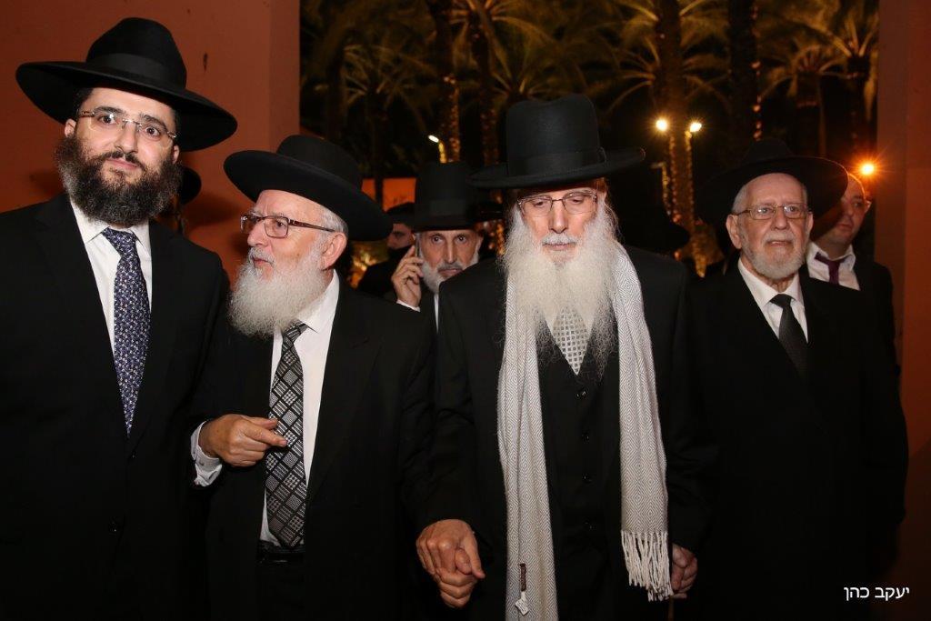 חתונת האדמו''ר רבי יחיאל אבוחצירא צילום יעקב כהן (5)