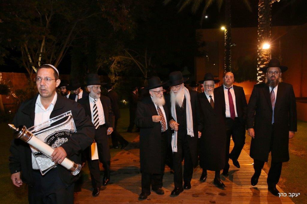 חתונת האדמו''ר רבי יחיאל אבוחצירא צילום יעקב כהן (6)