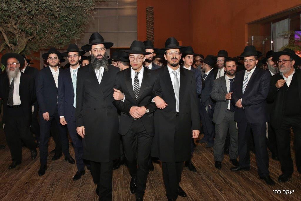 חתונת האדמו''ר רבי יחיאל אבוחצירא צילום יעקב כהן (7)