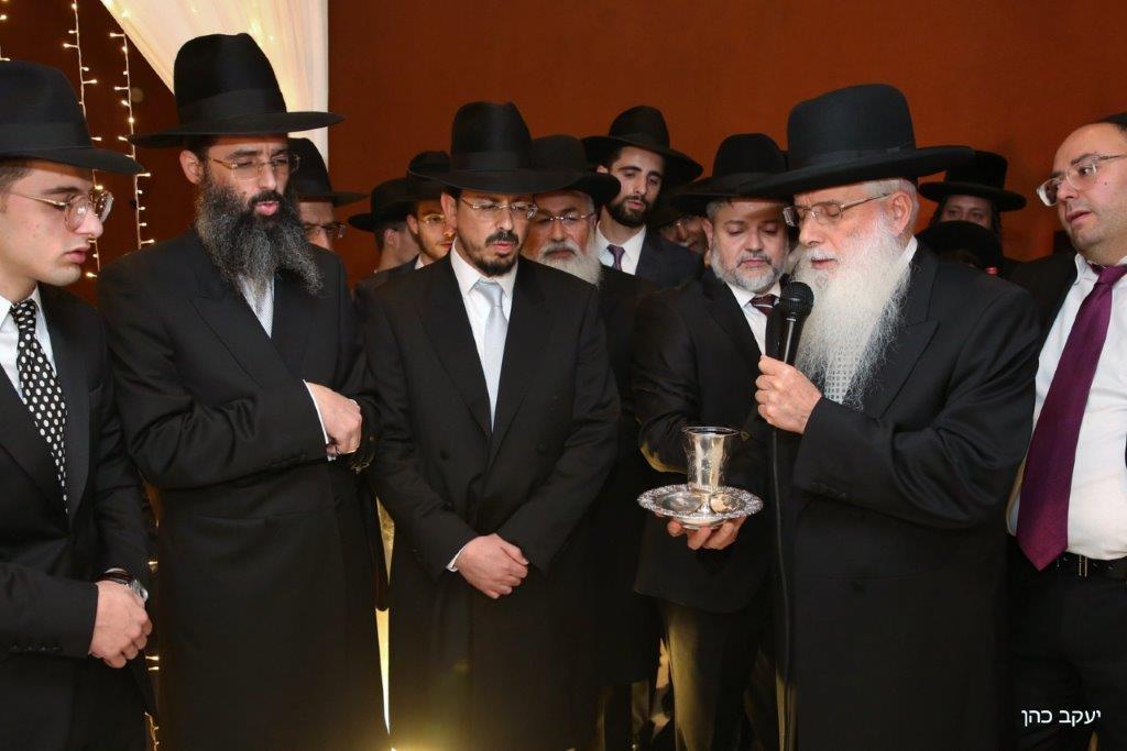 חתונת האדמו''ר רבי יחיאל אבוחצירא צילום יעקב כהן (8)