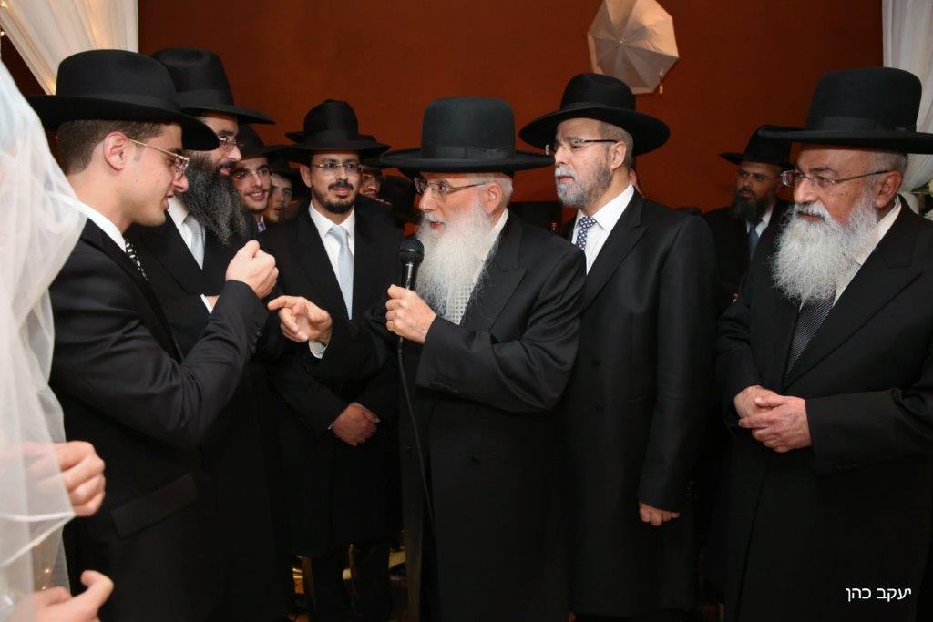 חתונת האדמו''ר רבי יחיאל אבוחצירא צילום יעקב כהן (9)