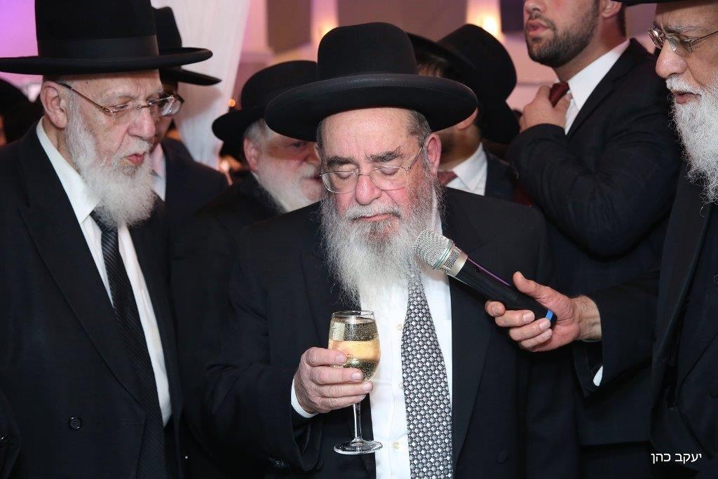 חתונת נכד נשיא המועצת צילום יעקב כהן (14)