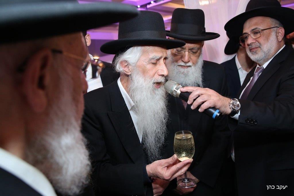 חתונת נכד נשיא המועצת צילום יעקב כהן (17)