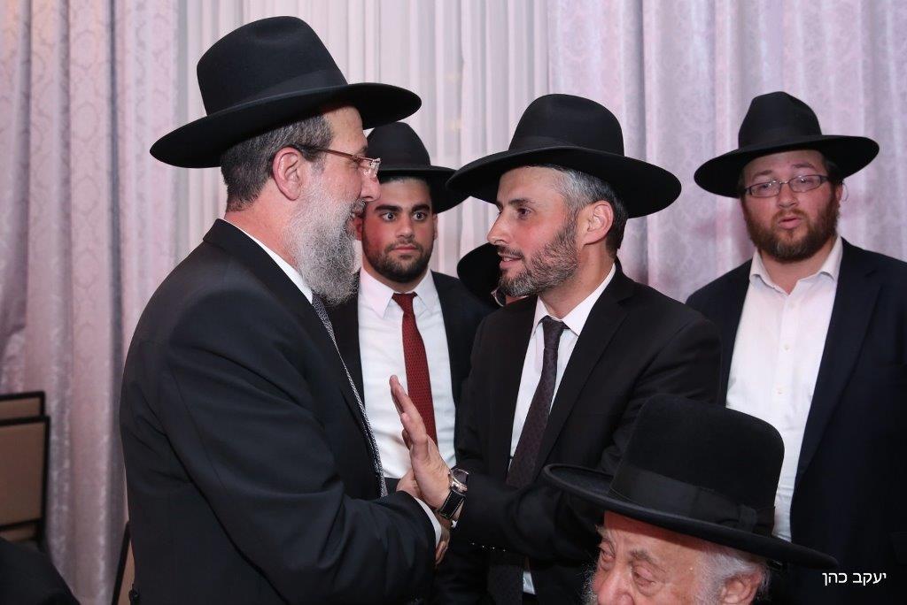 חתונת נכד נשיא המועצת צילום יעקב כהן (23)