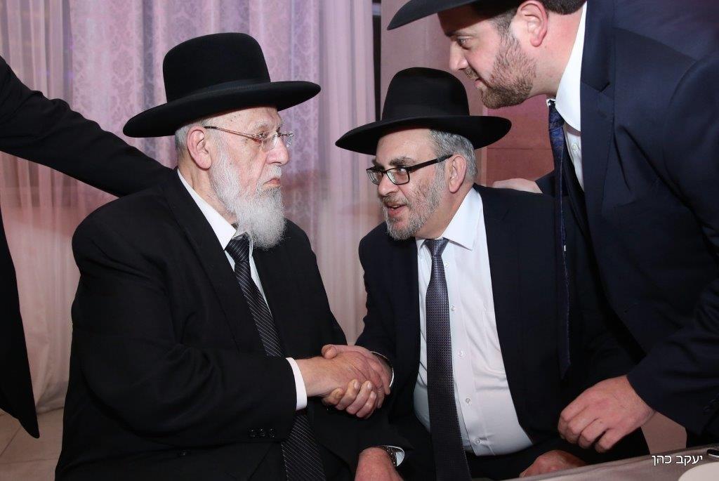 חתונת נכד נשיא המועצת צילום יעקב כהן (3)