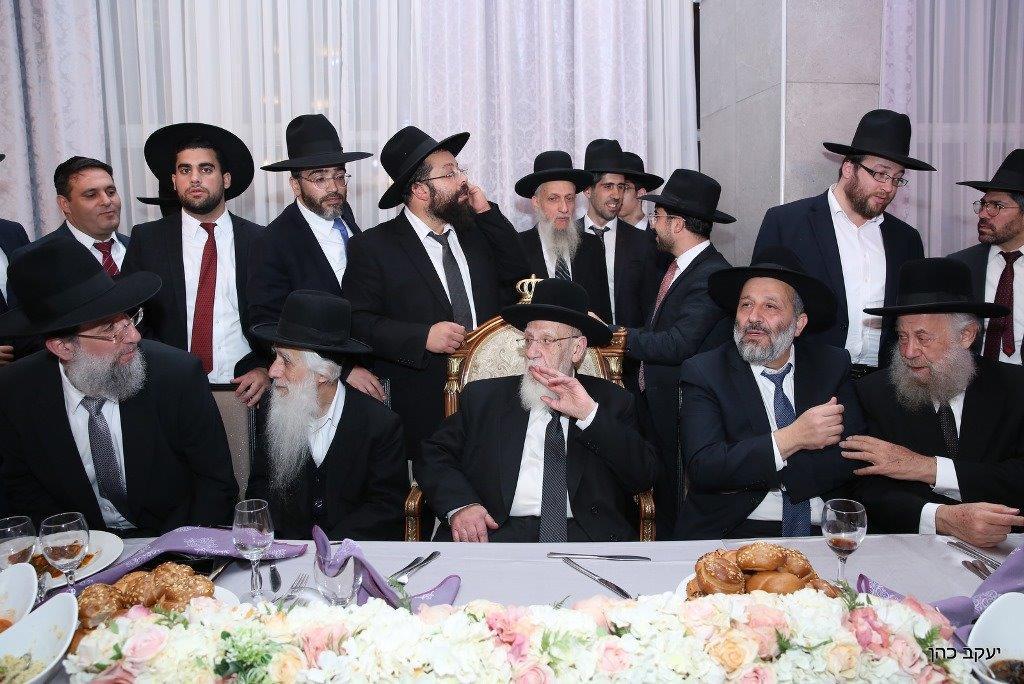חתונת נכד נשיא המועצת צילום יעקב כהן (31)