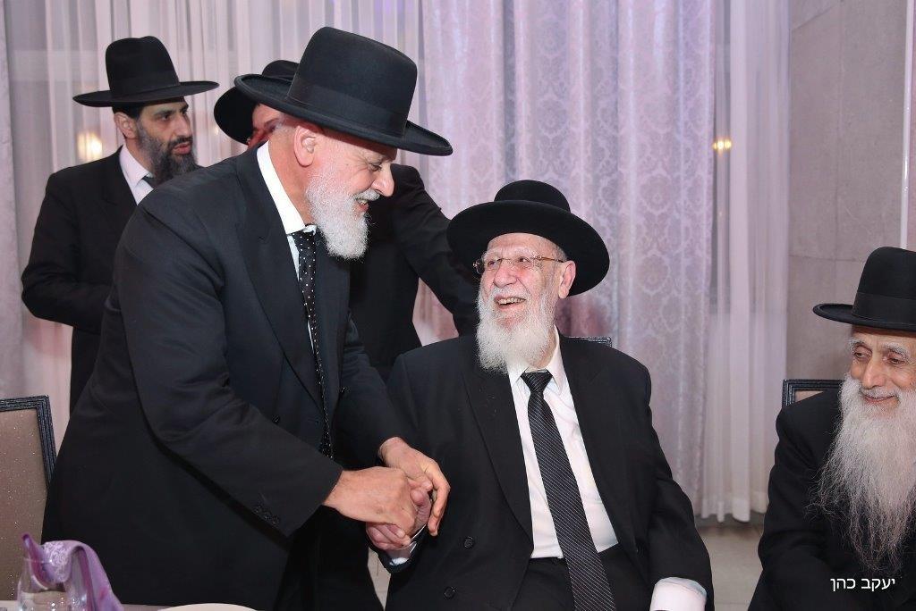 חתונת נכד נשיא המועצת צילום יעקב כהן (5)